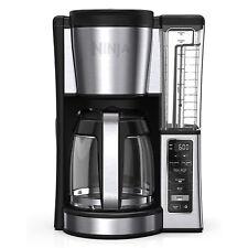 Ninja CE251 Intelligent Programmable Brew Home Coffee Maker w/ 12 C Glass Carafe