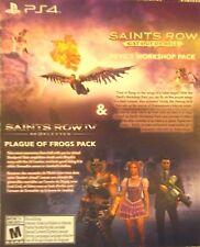 (DLC ADD-ON ONLY) Saints Row IV: Re-Elected & Gat Out of Hell (PS4) #11001