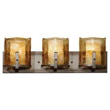 Feiss Aris 3-Light Vanity Fixture in Roman Bronze - VS18903-RBZ