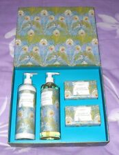 LIBERTY OF LONDON LAVENDER & WILD CHAMOMILE DELUX BODY GIFT SET
