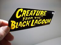 Creature From Black Lagoon Original NOS Pinball Machine Plastic Keychain Bally