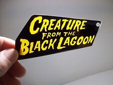Creature From Black Lagoon Original NOS Pinball Machine Plastic Keychain Bally