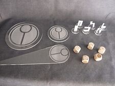 Warhammer 40K 40000 Blast Templates, Dices, Tactical Bundle Tau Stormsurge