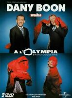 DVD Dany Boon A L'olympia Waïka EDITION COLLECTOR (2 DVD) Occasion