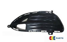 NEW GENUINE MERCEDES MB E CLASS W212 FACELIFT FRONT BUMPER LOWER GRILL LEFT N/S