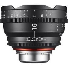 Rokinon Xeen 16mm T2.6 Lens for Canon EF Cine Cinema XN16-C
