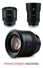 ZEISS Batis 1,8/85 Vollformat AF (E-Mount) - Sony Alpha 7 Objektiv