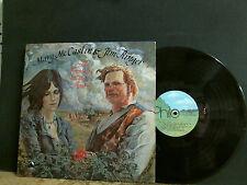 MARY McCASLIN & JIM RINGER  The Bramble & The Rose    L.P.   U.S.  Lovely copy !