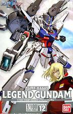 Bandai Seed-D 100-12 1/100 HG ZGMF-X666S Legend Gundam