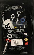 Spiegler Stainless Steel Brake Suzuki GSXR1000 2005-2006 Rear 1 Line S-SU0166