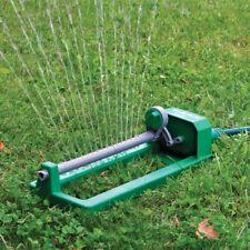 Oscillating Garden Water Sprinkler – Watering Lawn Irrigation System Hose Head