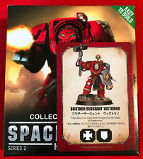 Space Marine Heroes Series 2 Brother Victorno Terminator Thunder Hammer WH40k