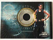 Tomb Raider-Angelina Jolie as Lara Croft-Wardrobe Costume Card