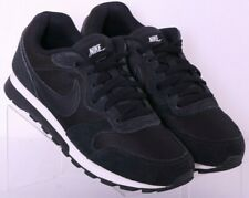 Nike 749869-001 MD Runner 2 Black Lace-Up Running Shoes sneaker Women's US 7.5