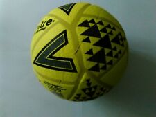 Mitre Ultimatch Indoor Football Size 4 Yellow Foot Ball Five/Six A size Training