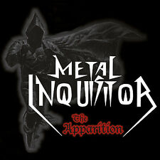 METAL INQUISITOR The Apparition CD ( Re-Release incl. Bonus Track ) - 200902