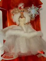 Happy Holiday 1989 Barbie Doll. Used