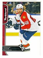 2016-17 UD Parkhurst RED Parallel #140 JAROMIR JAGR Retail Only Florida Panthers