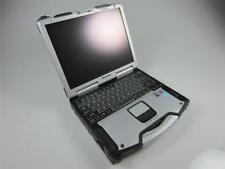 June vendita PANASONIC TOUGHBOOK CF-29 robusto portatile, drive DVD, BLUETOOTH WIN XP
