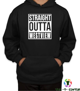 Straight Outta Westview logo hoodie any colour wandavision Tv series Disney