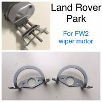 2x Arm Rest Series 1 2 Lucas FW2 Windscreen Wiper Motor Steel Park Land Rover