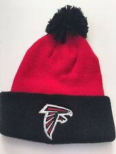 26e3ea6a2d7 POM POM BEANIES Logo Sport Football TEAM SKI Cap KNIT Hat Winter Wear ONE  SIZE