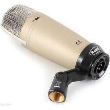 BEHRINGER C-3 microfono a condensatore a doppia membrana x registrazioni HQ NEW