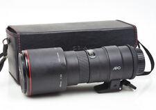 Sigma 400mm f/5.6 APO teleobiettivo focale fissa Nikon AF Fit Giappone 2006475
