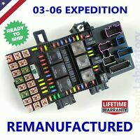 ✴REBUILT✴ 2003-2006 Ford EXPEDITION Fuse Box