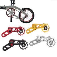 Cycling Bike Bicycle Mountain MTB Aluminium Single Speed Chain Tensioner