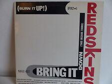 """MAXI 12"""" REDSKINS Burn it up Bring it down 882058 1"""