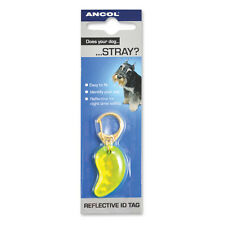 Ancol Reflective Dog ID Tag