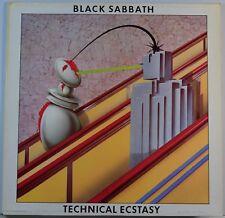 Black Sabbath Technical Ecstasy 33T LP france french pressing 9102 750