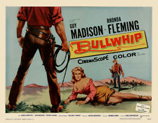 Guy Madison, Rhonda Fleming - Bullwhip (1958)  - 11 x 14 LC Reprint