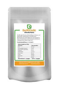 1 kg | Chlorella Pulver | Powder | Alge / Algen | Mikroalgen | 100% rein