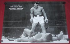 SONNY LISTON BOXING SPORT PHOTO POSTER PRINT 63x42 9MIL PAPER MUHAMMAD ALI VS