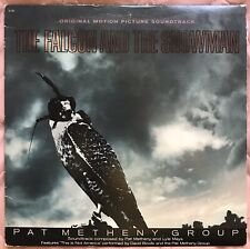 The Falcon And The Snowman Original Soundtrack Lp 1985 Emi America Bowie