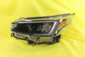 🚡 20 2020 Subaru Legacy Outback (Standard) Left LH Driver Headlight OEM *NICE*