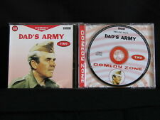 Dad's Army. Two Episodes on Compact Disc. 2003. Made In Great Britain.