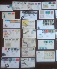 57 x FDC's in Lighthouse First Day Cover Album includes slipcase.