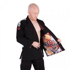 Tatami BJJ Gi Japan Series Maple Koi BJJ Gi Black Jiu Jitsu Kimono Uniform