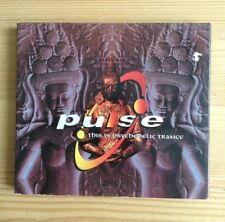 pulse, this is psychedelic trance, CD 1996