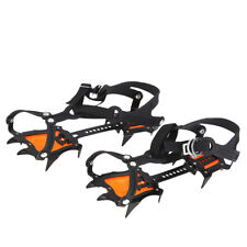 Universal Crampons for Most Sports Shoes Nonslip Spike Grip Cleats Ice Lawn