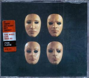 Pink Floyd The Wall Live 1980-81 -is there anybody out there? 2 cd set sigillati