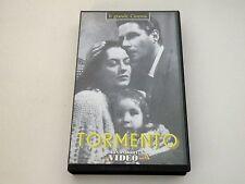 TORMENTO - RAFFAELLO MATARAZZO - VHS 1950 - PAL BUONE COND.V30
