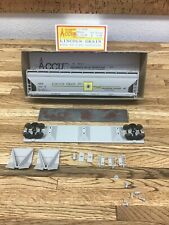 Accurail HO Scale Lincoln Grain LGIX 1063 ACF 3 Bay Hopper UnBuilt M-1