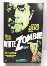 "WHITE ZOMBIE Monster Bela Lugosi 1/6 12"" action figure Sideshow 2001 NIP"