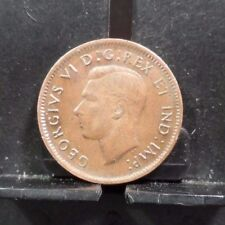 CIRCULATED 1942 1 CENT CANADIAN COIN(120217)1.....FREE SHIPPING