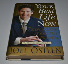 JOEL OSTEEN Signed 'YOUR BEST LIFE NOW' Autographed
