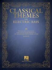 Classical Themes for Electric Bass: 20 Pieces for Practice and Solo Performance